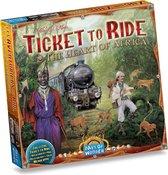 Afbeelding van Ticket to Ride Afrika - Uitbreiding - Bordspel