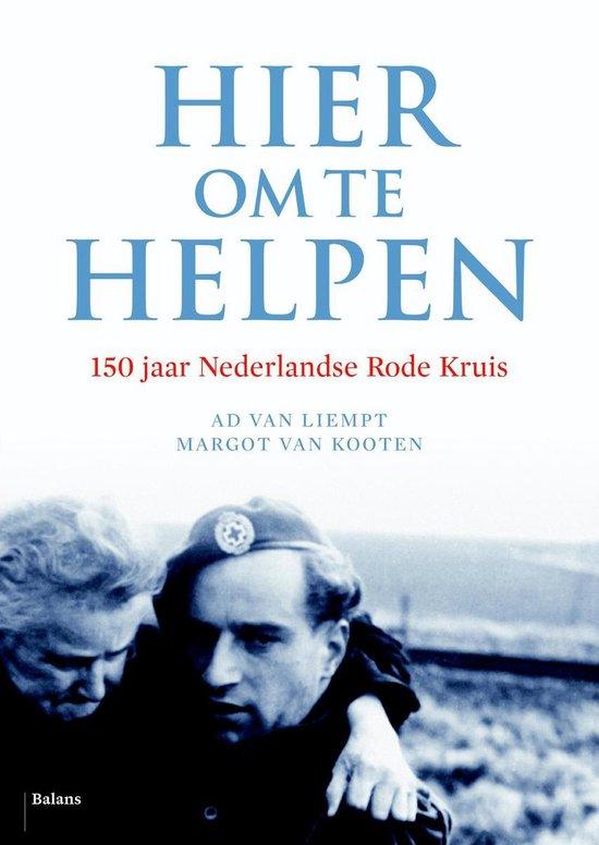 Hier om te helpen - Ad van Liempt |