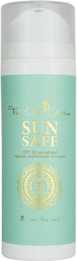 THE OHM Sun Safe Zonnebrand SPF30 -150ml