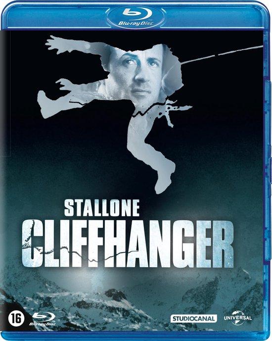 Cover van de film 'Cliffhanger'