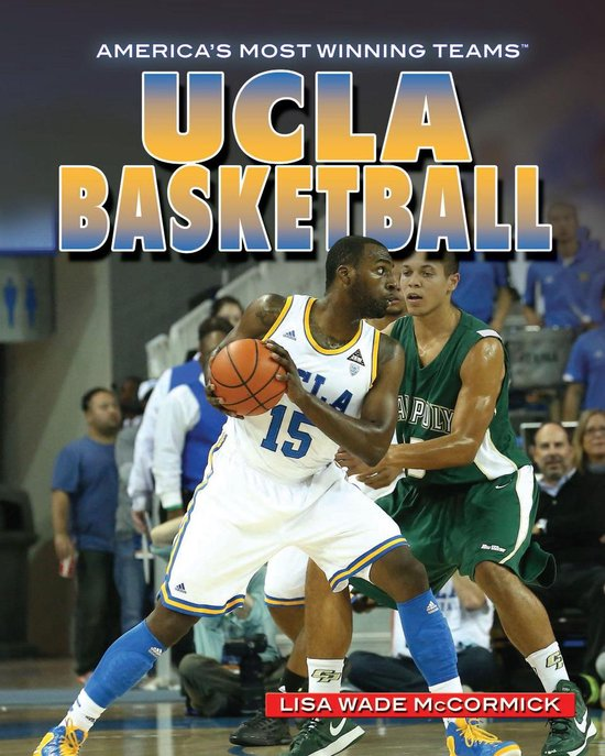 Boek cover UCLA Basketball van Lisa Wade Mccormick (Onbekend)