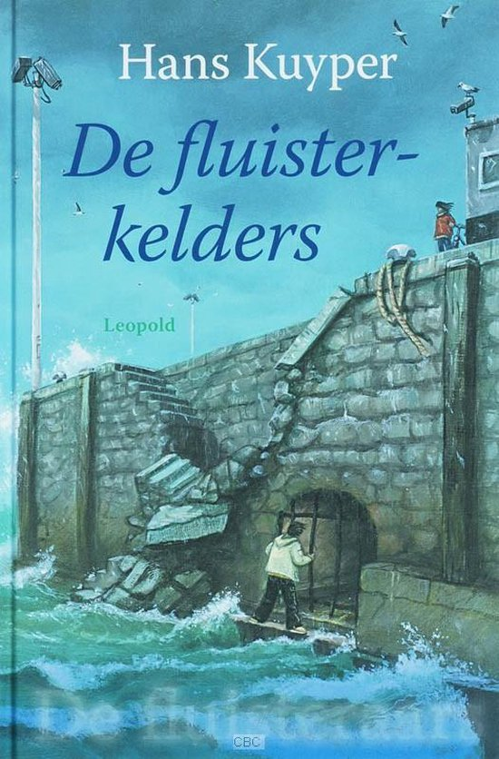 De Fluisterkelders - Hans Kuyper |
