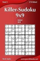 Killer-Sudoku 9x9 - Mittel - Band 3 - 270 R tsel