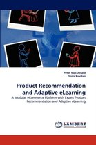 Product Recommendation and Adaptive Elearning