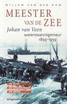 Boek cover Meester Van De Zee van Willem van der Ham