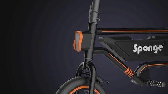Sponge City - elektrische fiets - vouwfiets - elektrische scooter - E-bike