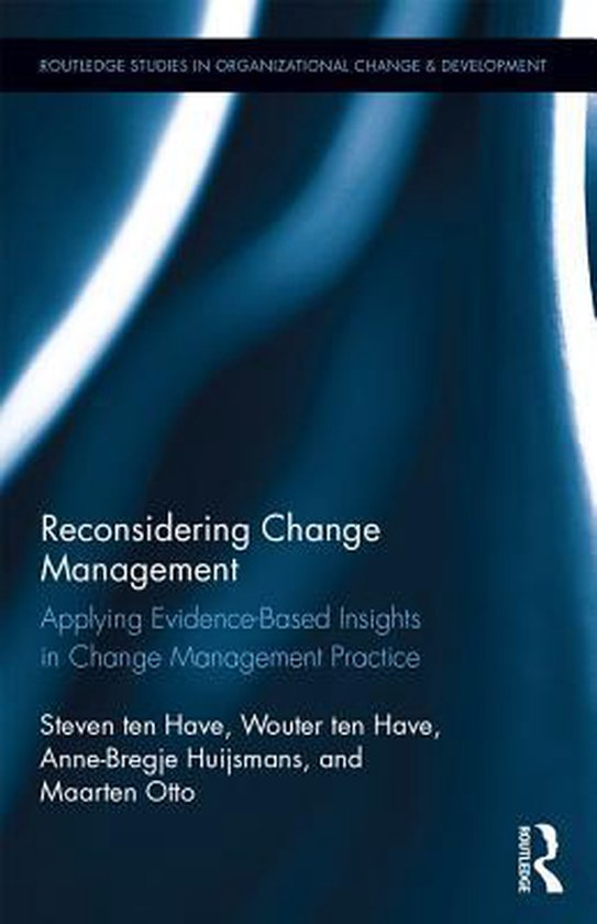 Reconsidering Change Management