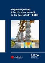 Empfehlungen des Arbeitskreises ''Numerik in der Geotechnik'' - EANG