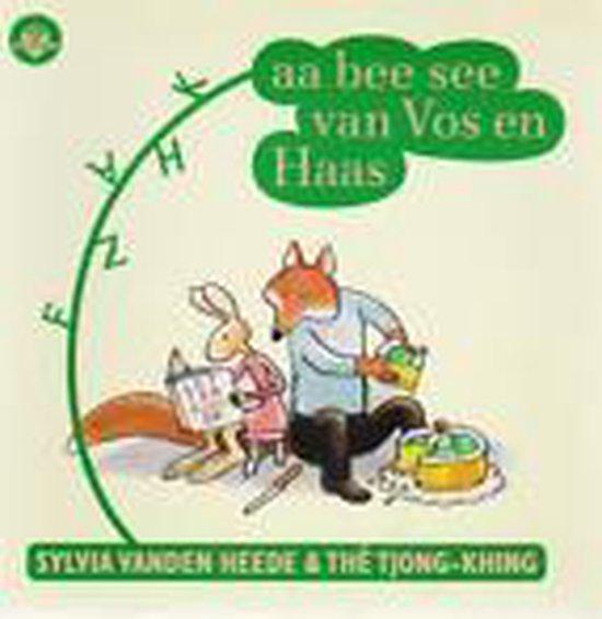 Aa bee see van Vos en Haas - Sylvia Vanden Heede |