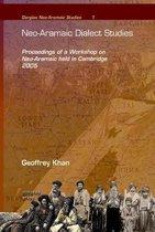 Boek cover Neo-Aramaic Dialect Studies van Geoffrey Khan