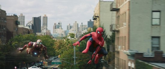 Spider-Man: Homecoming - Film