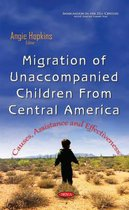 Boek cover Migration of Unaccompanied Children from Central America van