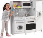 KidKraft Grote Houten Kinderkeuken met licht en geluid
