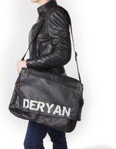 Deryan Luiertas Nursery Bag - zwart