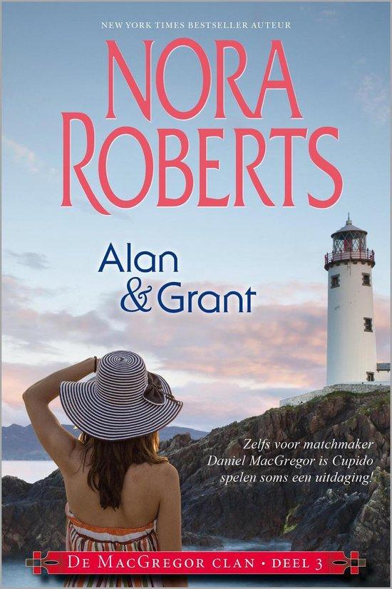 Alan & Grant (2-in-1) - Nora Roberts |