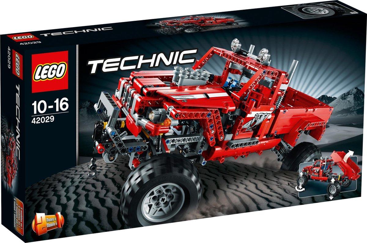LEGO 42029 Custom Pick up Truck