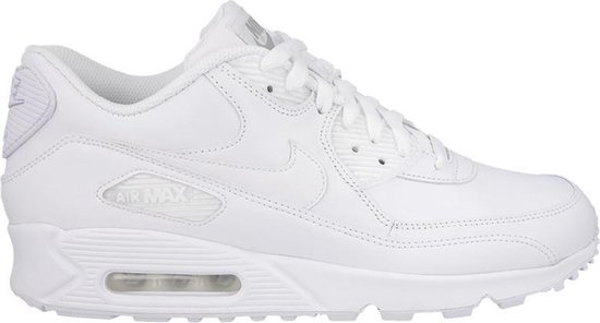 leren nike air max heren
