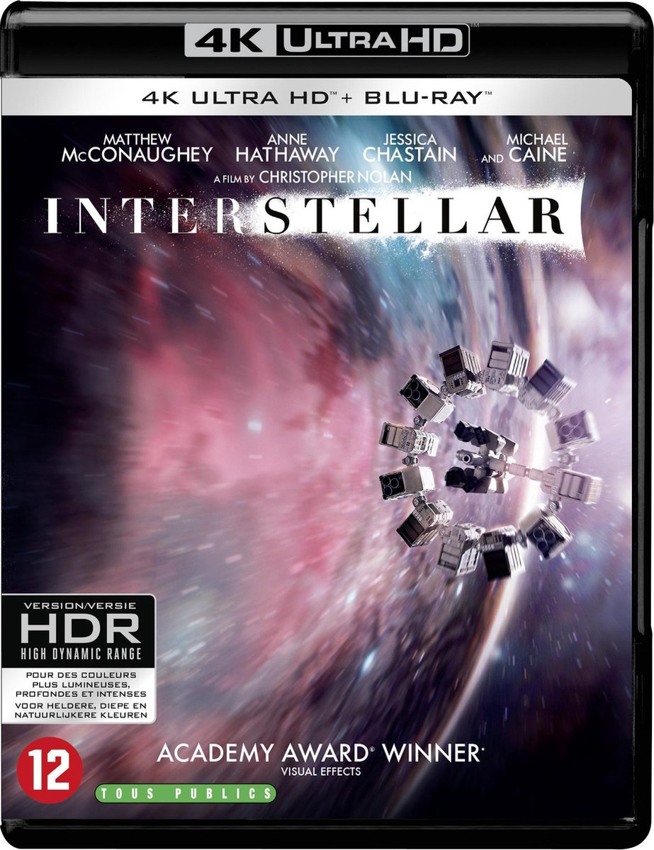 Interstellar (4K Ultra HD Blu-ray)-