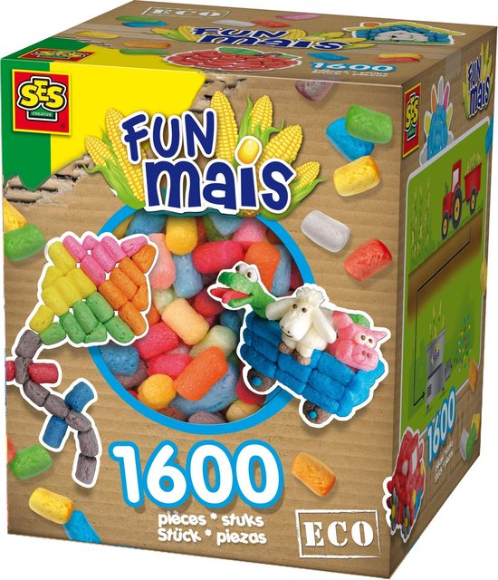 SES Funmais – Grote doos 1600 stukjes