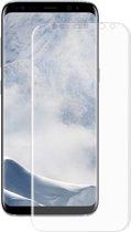 Let op type!! ENKAY Hat-Prins voor Galaxy S8 PLUS / G955 PET Full Screen gebogen warmte buigen HD Front + Screen Protector Film terug