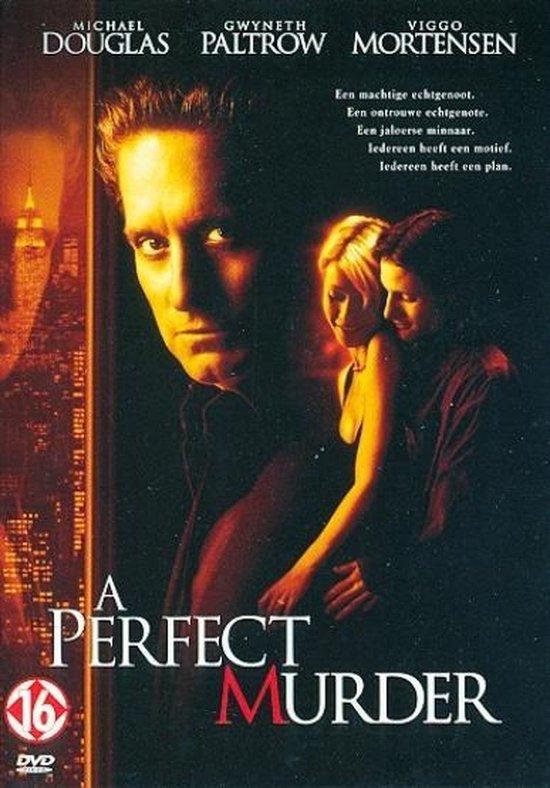 Cover van de film 'A Perfect Murder'