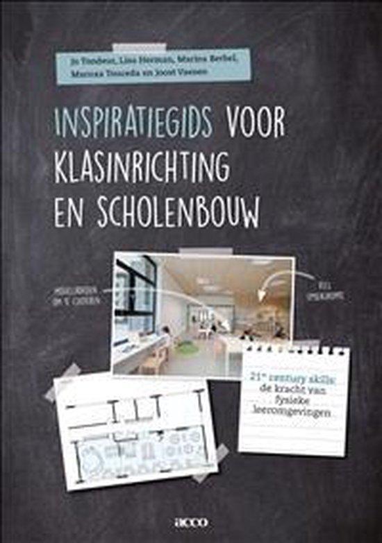 Inspiratiegids voor klasinrichting en scholenbouw - Jo Tondeur |