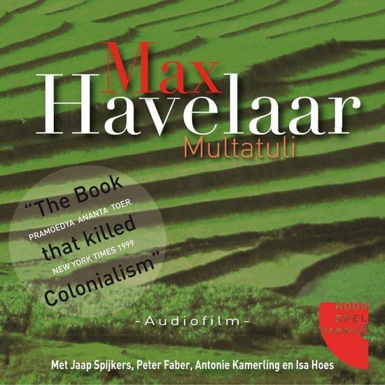 Boek cover Max Havelaar van Multatuli (Onbekend)