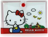Blueprint Collections Wenskaarten Hello Kitty 10 Stuks 12x16,5 Cm