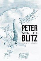 Boek cover Peter and the Blitz van Angela de Caprariis-Salerno