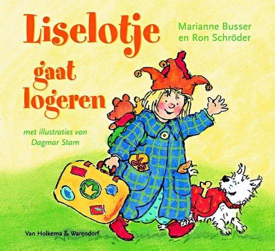 Liselotje - Liselotje gaat logeren - Marianne Busser |