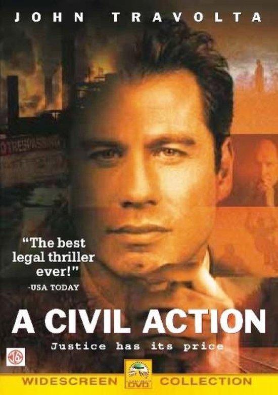Cover van de film 'A Civil Action'