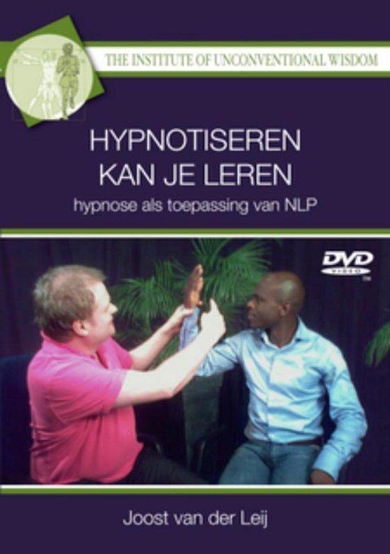 Hypnotiseren kan je leren - J.G. Van Der Leij | Fthsonline.com