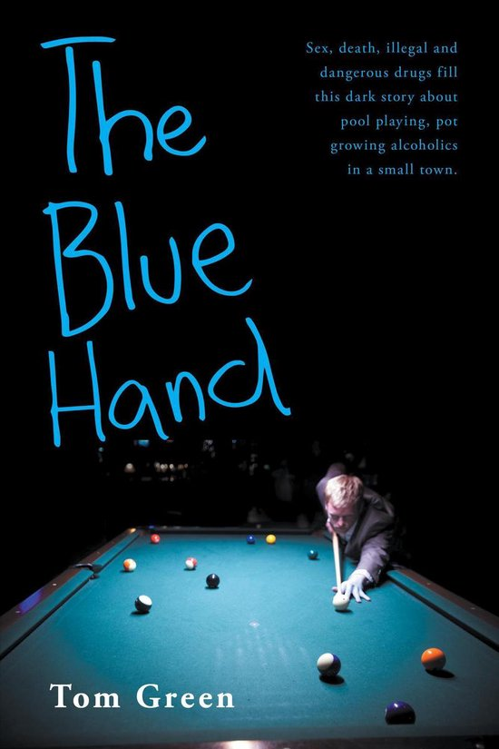 Omslag van The Blue Hand