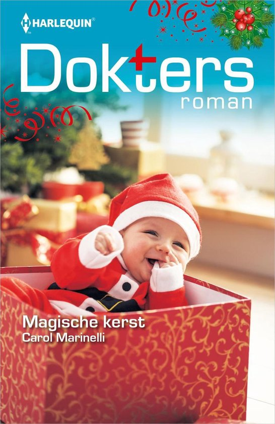 Doktersroman 129 - Magische kerst - Carol Marinelli  