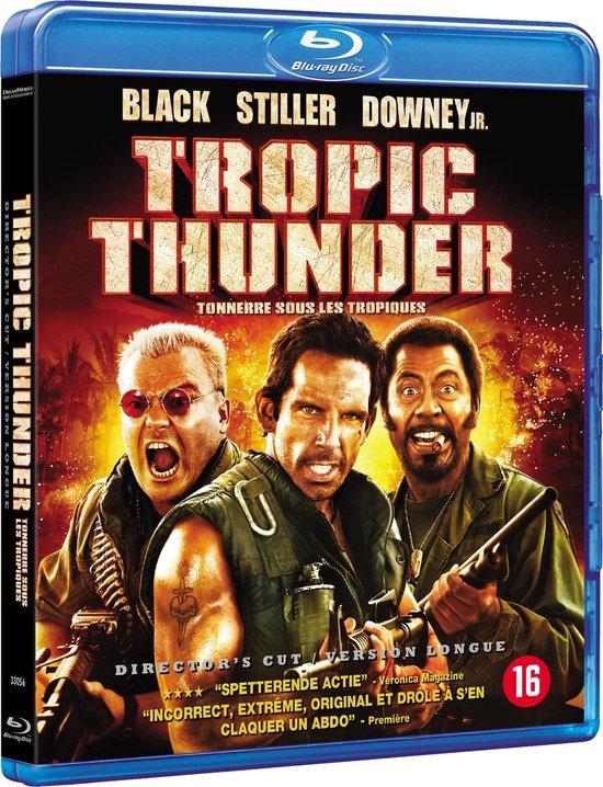 Cover van de film 'Tropic Thunder'