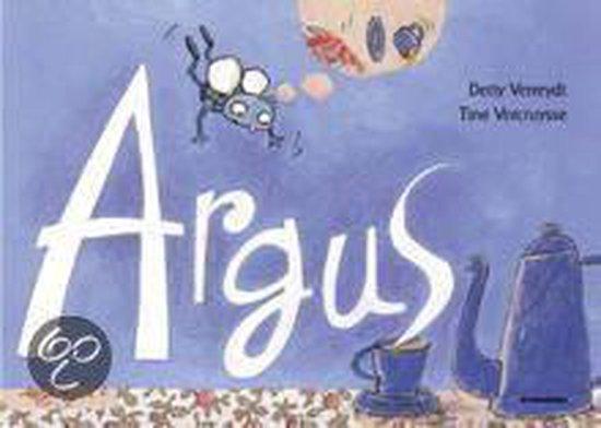 Argus - Detty Verreydt | Fthsonline.com