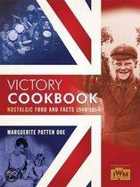 Omslag Victory Cookbook