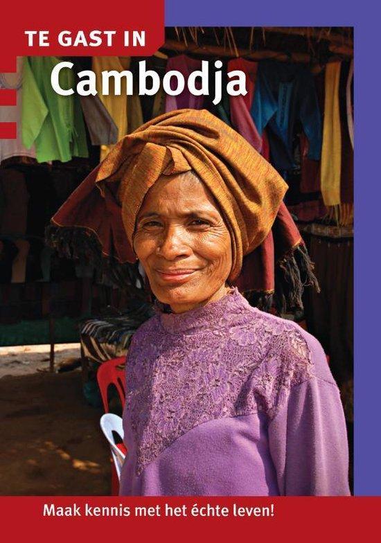 Te gast in... - Te gast in Cambodja - Ate Hoekstra |