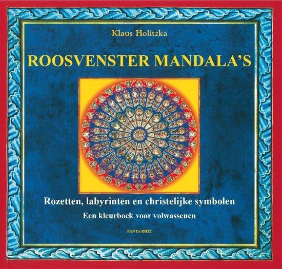 Roosvenster Mandala's - Klaus Holitzka |