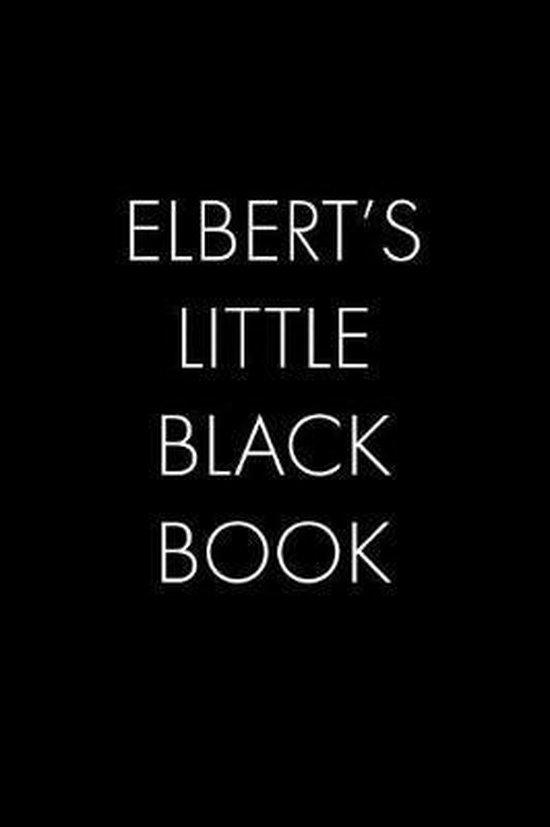 Elbert's Little Black Book