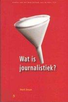 Wat is journalistiek?