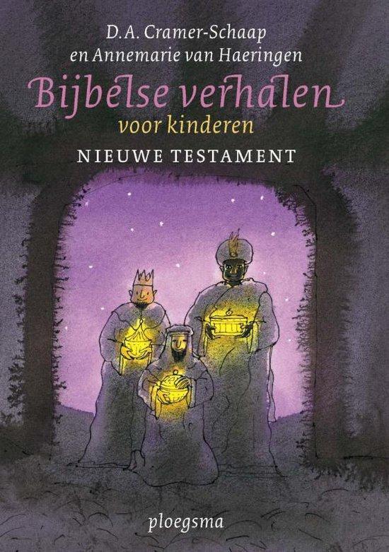 Bijbelse verhalen voor kinderen Nieuwe Testament - D.A. Cramer-Schaap |