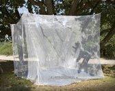 Deconet 'BOX2' Reisklamboe-Geimpregneerd-2pers-Wit