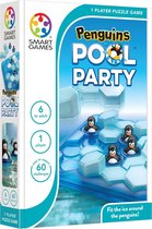 SmartGames Penguins Pool Party (60 opdrachten)