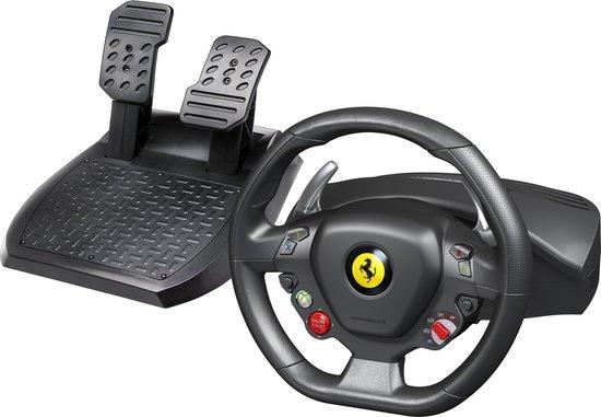 Ferrari 458: Italia Racing Wheel PC + XBOX 360