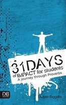31 Days of Impact for Students