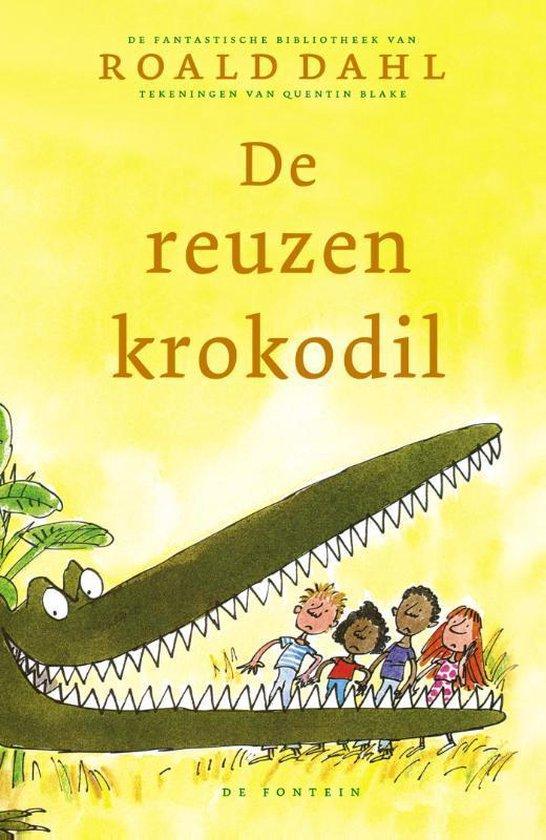 De reuzenkrokodil - Roald Dahl |