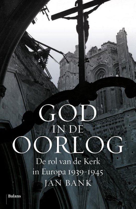 God in de oorlog - Jan Bank |
