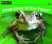 What Lives at the Pond? Leveled Text