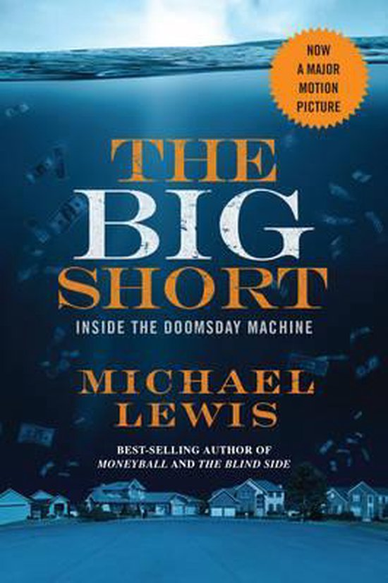 Boek cover The Big Short van Michael Lewis (Paperback)